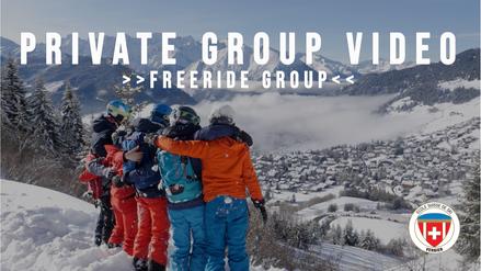 Ecole Suisse de Ski- Private Group