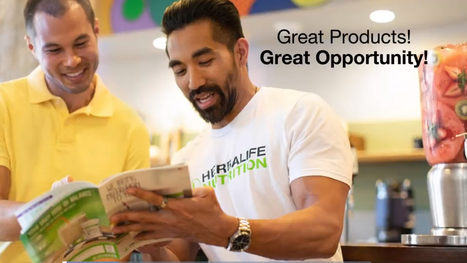An Introduction to Herbalife Nutrition products