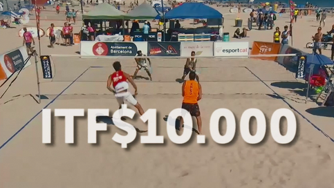 Promo #beachtennisBCN10000