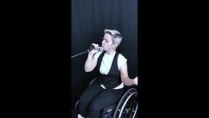 Megan Simcox sings Shallow by Lady Gaga
