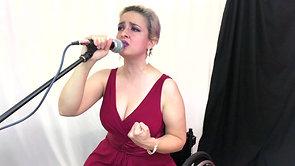 Megan Simcox Sings Vienna by Linda Eder