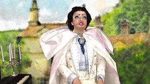 Megan Simcox in: Dr. Frank N. Furter Performs Malvolio as Liberace