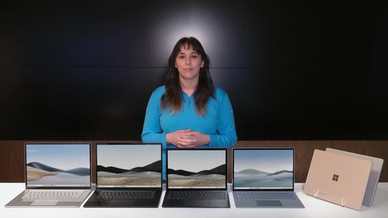 Microsoft Surface 4: Store Studio Launch Video