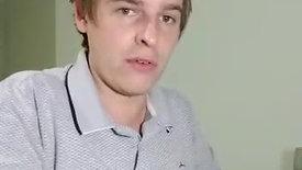 Cristhian Maehler, aluno
