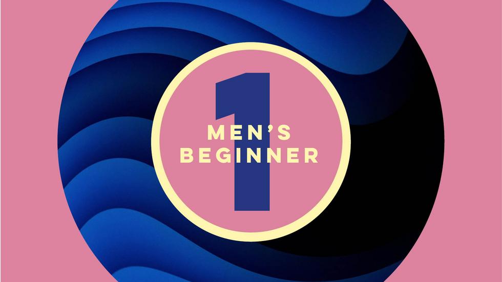 Video Dance Lesson 1 - Men's Beginner