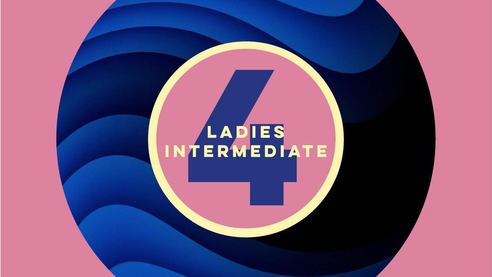 Video Dance Lesson 4 - Ladies Intermediate