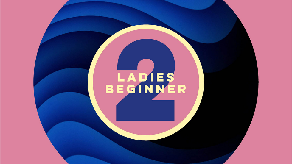 Video Dance Lesson 2 - Ladies Beginner