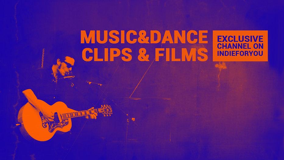 Music Dance Video Clips