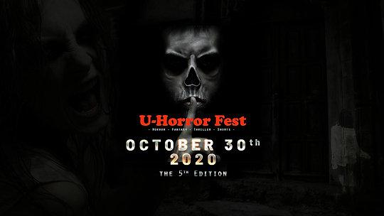 U-HORROR Film Festival, 2020, Trailer