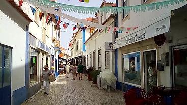 Ericeira, where the ocean is more azure