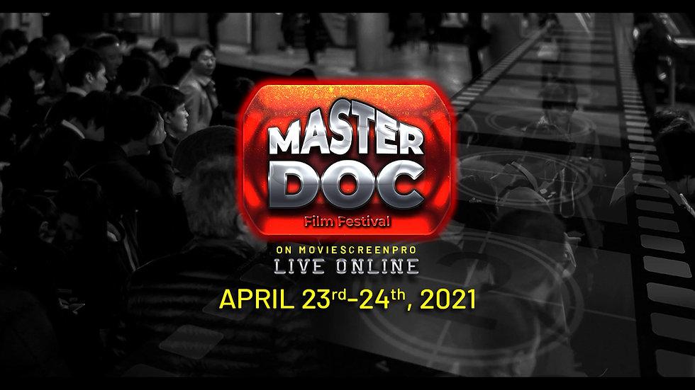 MasterDoc Film Festival, the 4th edition, Trailer