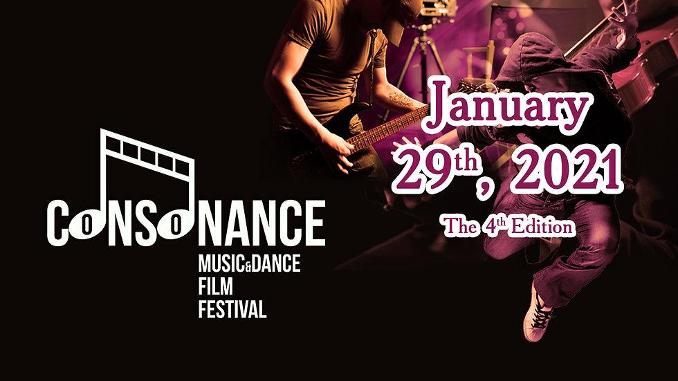 Consonance Music Dance Film Festival Trailer