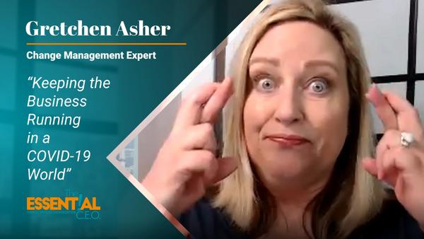 Gretchen Asher Speaker Demo Reel