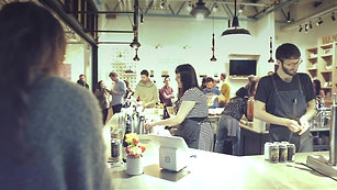 Metric Coffee Launch Party