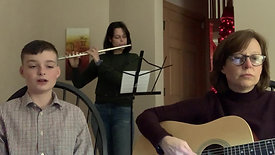 Sing A Song of Bethlehem (Claire, Luke, and Cathy LaFrombois)