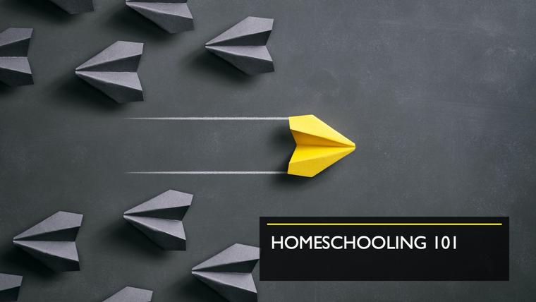 Homeschooling 101 Series