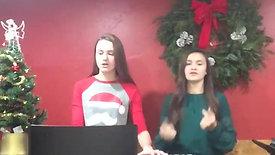 Christmas Medley (Jada and Ella Arcand)