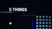 NASA's 5 Things: Black Holes