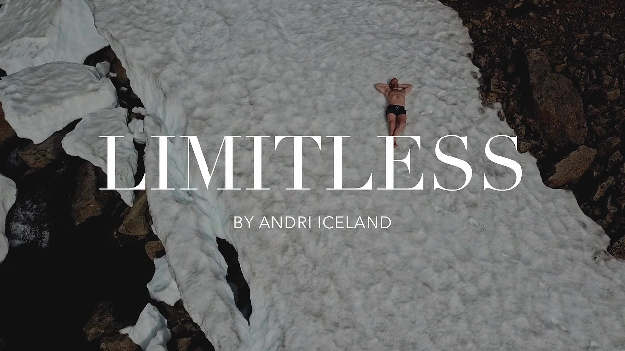 LIMITLESS by ANDRI ICELAND