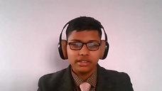 Prabhath Puli, Grade XI