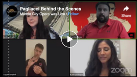 Behind the Scenes: Pagliacci