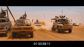 Furious Return (Mad Max)