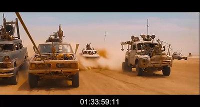 Furious Return (Mad Max)