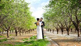 גל ואיתמר החתונה