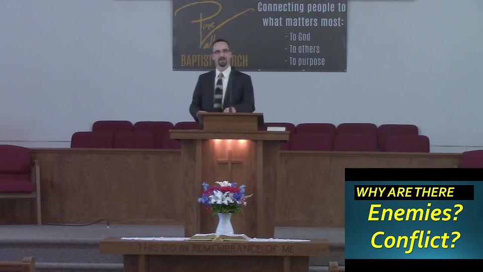 PVBC Sunday Morning Service