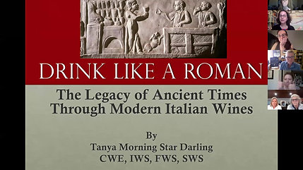 Drink Like a Roman - Pt. 1