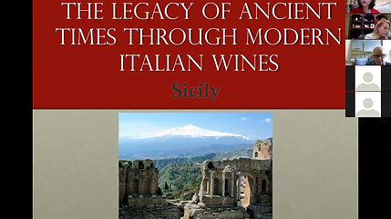 Drink Like a Roman Pt. 3 - Sicily