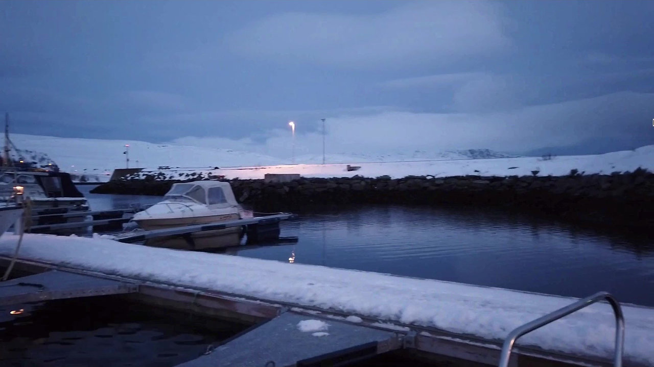 GeoNord- Mapping seabed - Arctic Circle