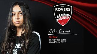 Esha Grewal (2022 Grad)