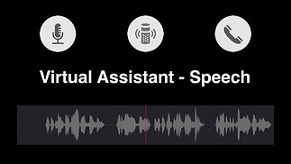 Speech Based Virtual Assistant