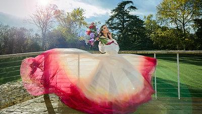 Wedding at Hendingham Castle