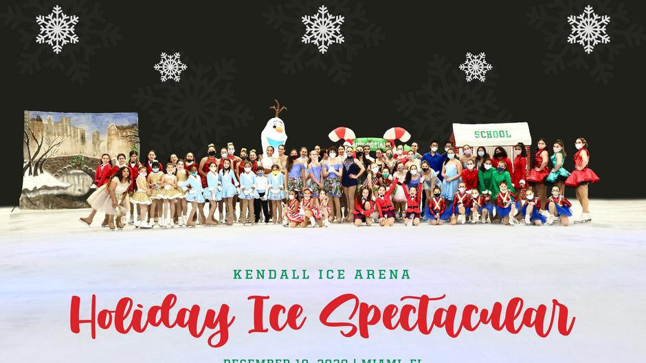 2020 Kendall Ice Arena Christmas Show