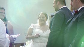 Britt Wedding, October 2019