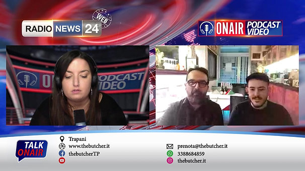Intervista Radio News 24 - 04/2021