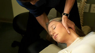 Headache Relief with Chiropractic Adjustments