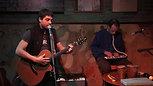 Lluna & Aupa Valenta by Cesar Rampe + Jordi Rica - Open Mic Hot Blues Igualada '2015