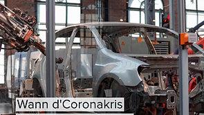 Klimawiëssel a Corona - den Effekt op d'CO2 Konzentratioun