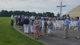 Expansion Prayer Service