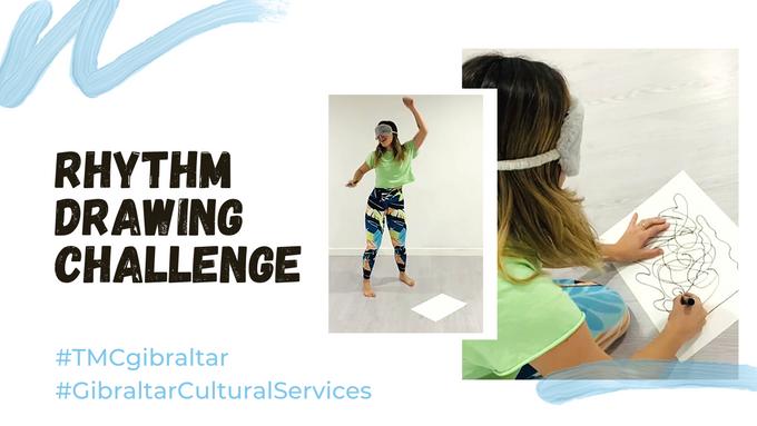 Rhythm Drawing Challenge