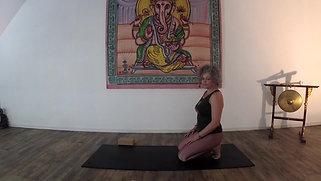 Yoga tegen spanning