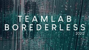 | TeamLab Borderless | 1 Minute Memory | Tokyo, Japan