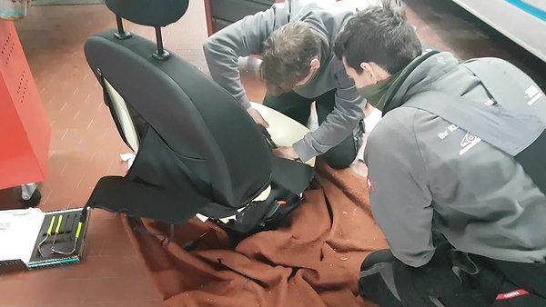Nachrüstung Sitzheizung