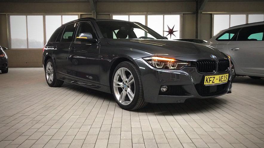 BMW 320i Touring xdrive M-Sport