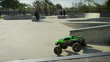 Traxxas X_Maxx Skate Park