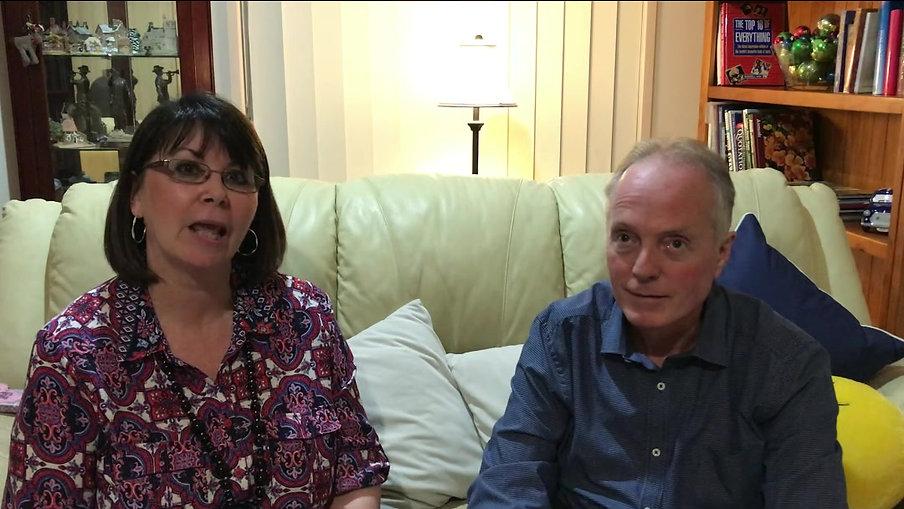 David & Debbie Dunster
