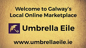 Umbrella Eile Galway's Local Online Marketplace